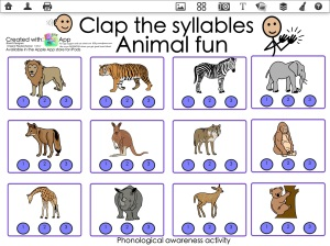 Clap the Animal Fun