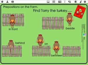 Turkey proposition on the farm