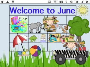 Welcome to June